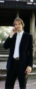 Sebastian Harrison Cellular Abroad