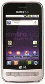MetroPCS LG Optimus