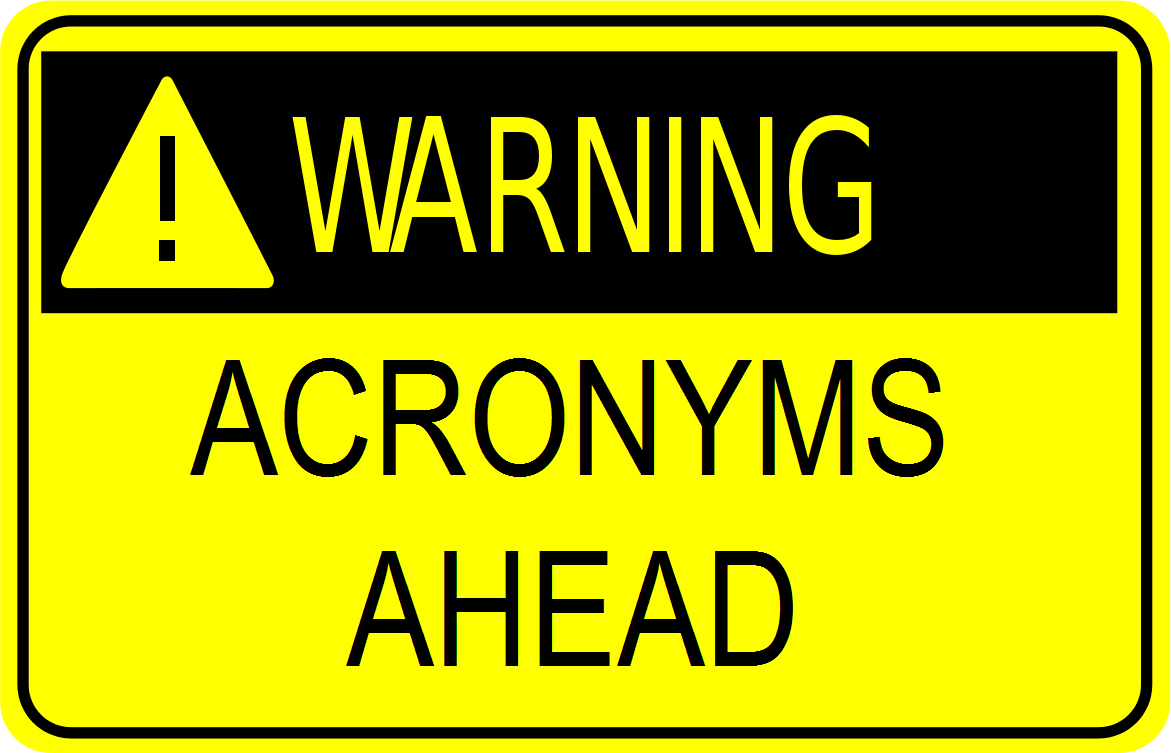 Wireless Acronyms