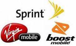 Prepaid Wireless Providers Boost Mobile Virgin Mobile Sprint
