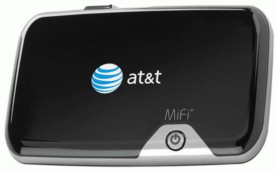 AT&T Mobile Hotspot MiFi 2372