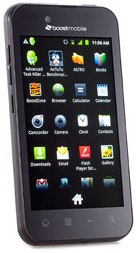 Boost Mobile LG Marquee No Contract Android Smartphone