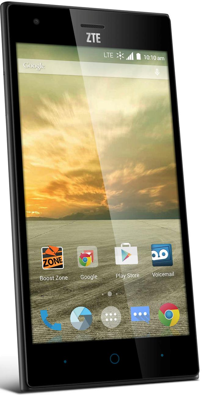 Boost Mobile ZTE Warp Elite