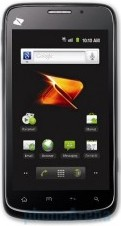 Boost Mobile ZTE Warp No Contract Android Smartphone