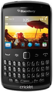 Cricket BlackBerry Curve 9350