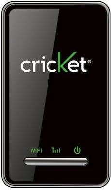 Huawei Cricket Crosswave MiFi Hotspot