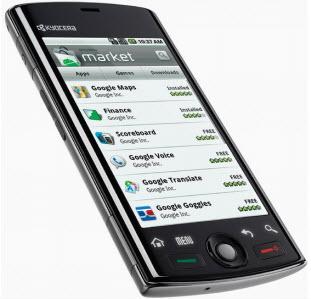 i-wireless Sanyo Kyocera Zio M6000 Prepaid Smartphone
