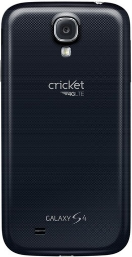 Blue Cricket Samsung Galaxy S4 Back Cover