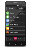 GreatCall Jitterbug Smart Phone