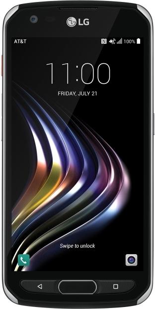 LG X Venture Prepaid Rugged Smartphone