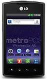 MetroPCS LG Optimus M+