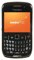 MetroPCS Blackberry Curve 8530 Prepaid Smartphone