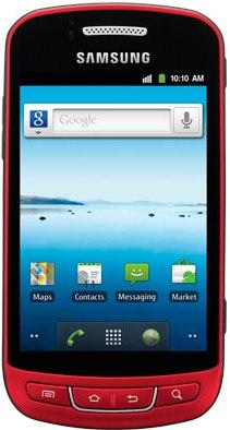 MetroPCS Samsung Admire No Contract Smartphone