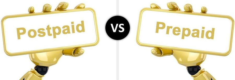 Postpaid vs. Prepaid