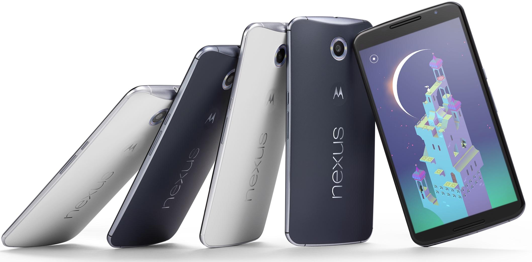 Project Fi Google Nexus 6