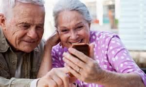 Senior Citizen Smartphones