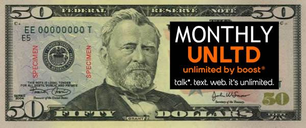 Motorola Boost Mobile Prepaid