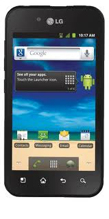 Straight Talk LG Optimus Black