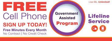Tag Mobile Lifeline Assistance Program Details