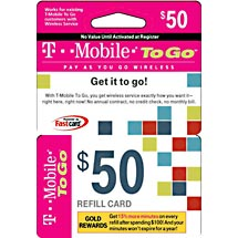 T-Mobile Card
