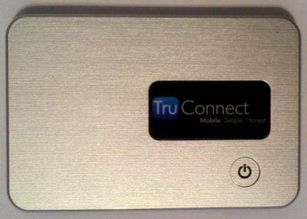 TruConnect MiFi Hotspot