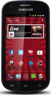 Virgin Mobile Samsung Galaxy Reverb