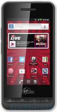 Virgin Mobile ZTE Chaser