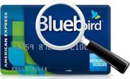 Walmart Bluebird Prepaid Debit Card